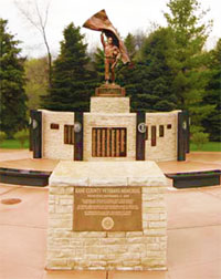 Kane County Veterans Memorial